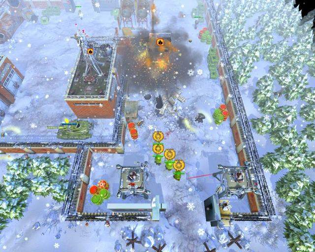 Cannon Fodder 3 PC Full Descargar ISO Reloaded 2012 1 Link