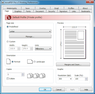 novaPDF Professional Desktop 7.7 Full