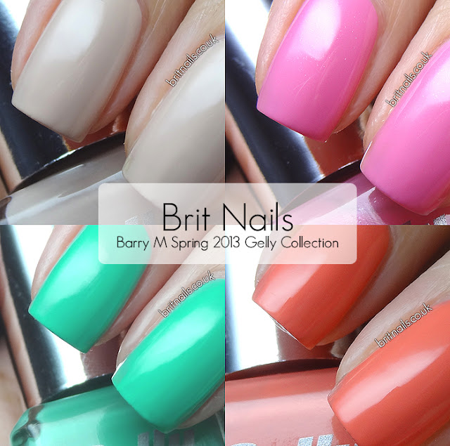 Barry M Gelly Spring 2013