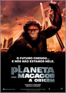 Planeta%2BDos%2BMacacos%2B %2BA%2BOrigem Download   Planeta Dos Macacos: A Origem   RMVB   Dublado