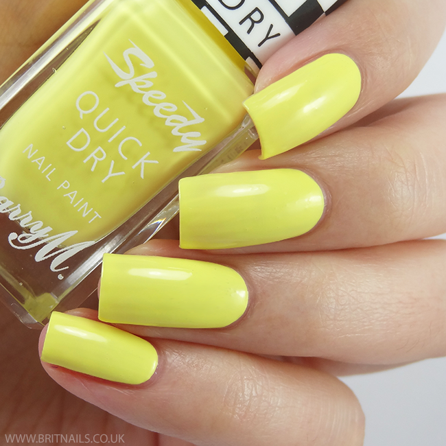 Barry M On Your Marks