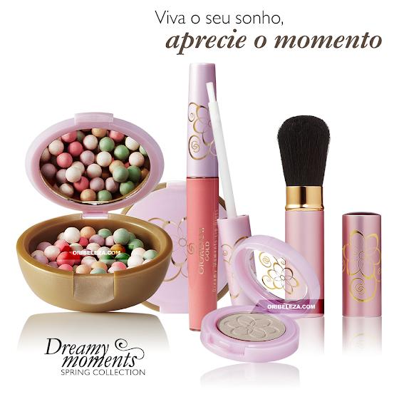 Dreamy Moments - Coleção de Primavera Giordani Gold