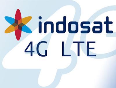 4G LTE Indosat