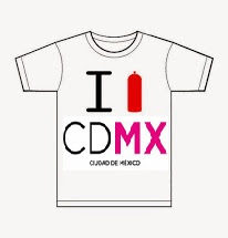 I love CDMX