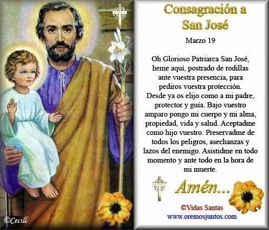 San José - Oración