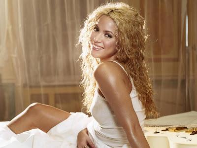 Shakira Hot Singer