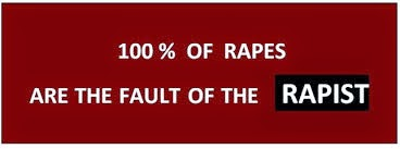 Rapists blame their victims, using mind games or saying that the victim made up the story.  NTCC is no different than all the other rapists But ALL RAPES ARE THE FAULT OF THE RAPIST!