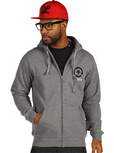 Hanorac L-R-G Core Collection Two Zip Up Hoodie