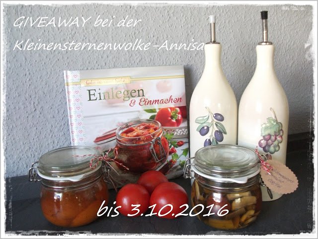 Giveaway bei Andrea