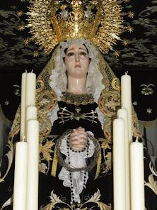 Virgen de la Soledad.