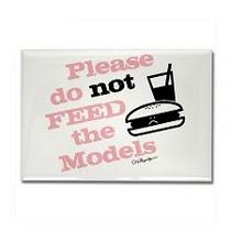 Asi que no me alimenten ;)!