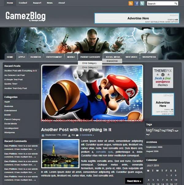 GamezMag