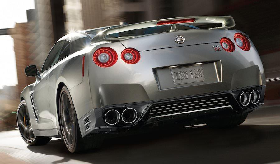 日産GT-R モデルチェンジ