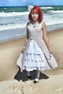 Outfit recente: Fernanda