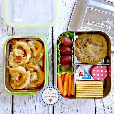 My Epicurean Adventures: Lunch Box Fun 2015-16: Week #5. Lunch box ideas, school lunch ideas, lunches