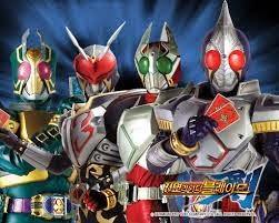 Phim Siêu Nhân Kamen Rider Blade