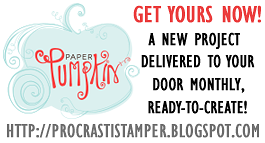 NEW!!! Paper Pumpkin Kits