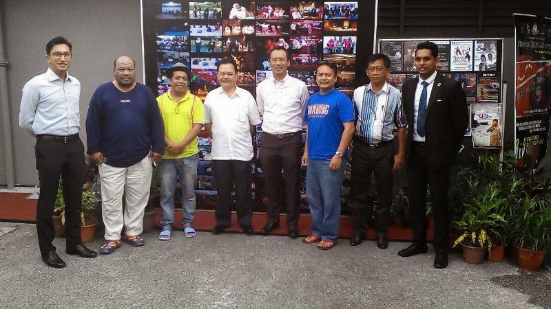 Kenangan bersama YB. Dato' Zulkurnain Hj Kamisan