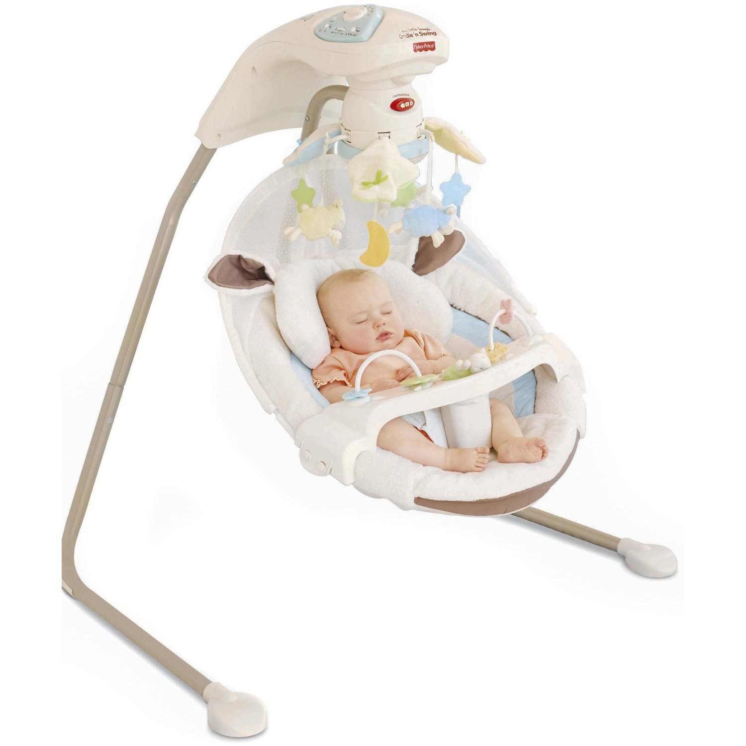 Have Fisher price swinging bassinet