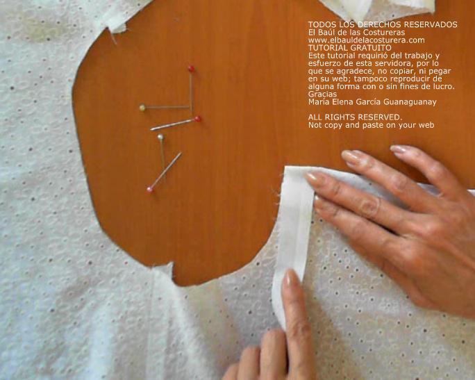 Tutorial de costura confcción de blusa