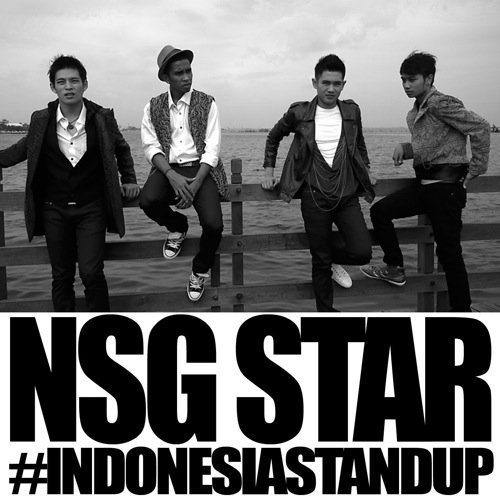 Lirik Lagu NSG - Star I Love You (Indonesian Version)