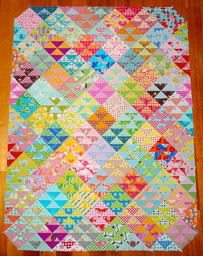 Red Pepper Quilts: HST Overload : hst quilt - Adamdwight.com