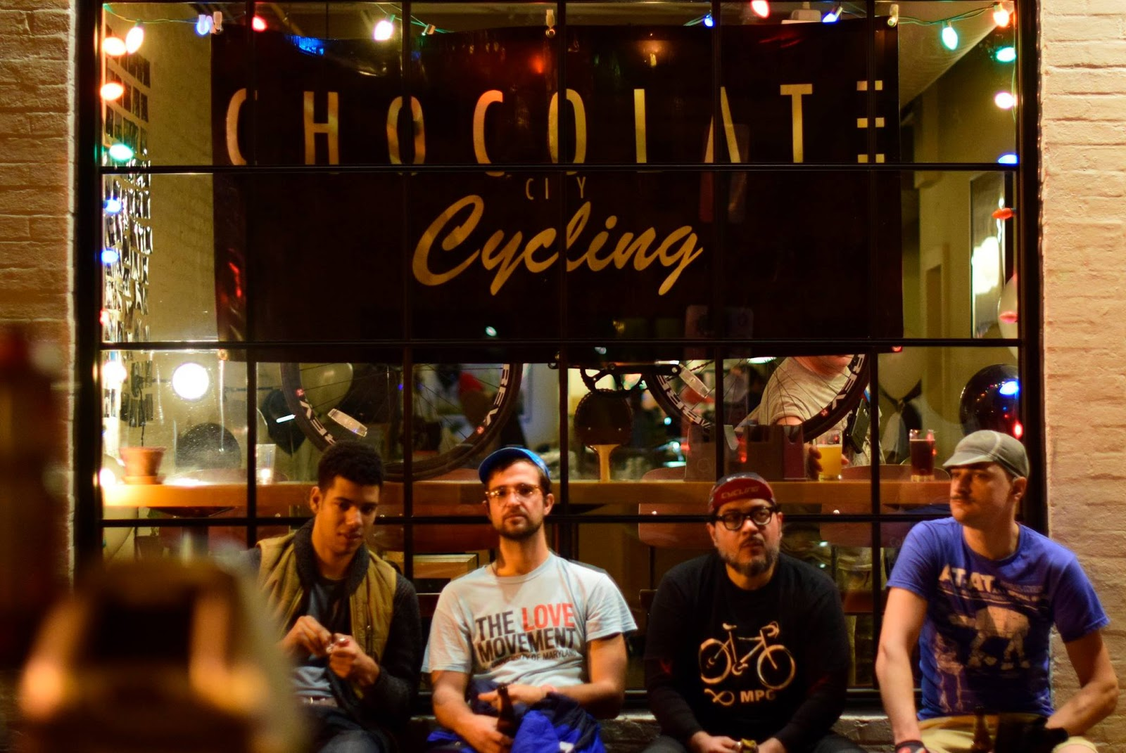 gwadzilla: Chocolate City Cycling threw an AWESOME party this ...