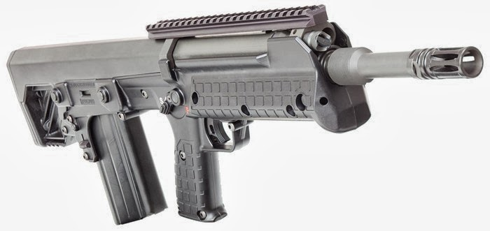 Kel-Tec 7.62x51mm RFB Bullpup Rifle