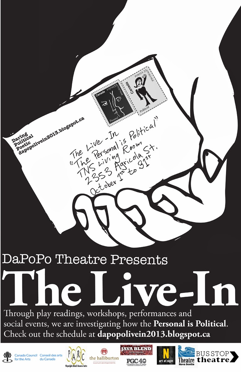DaPoPo Theatre presents...