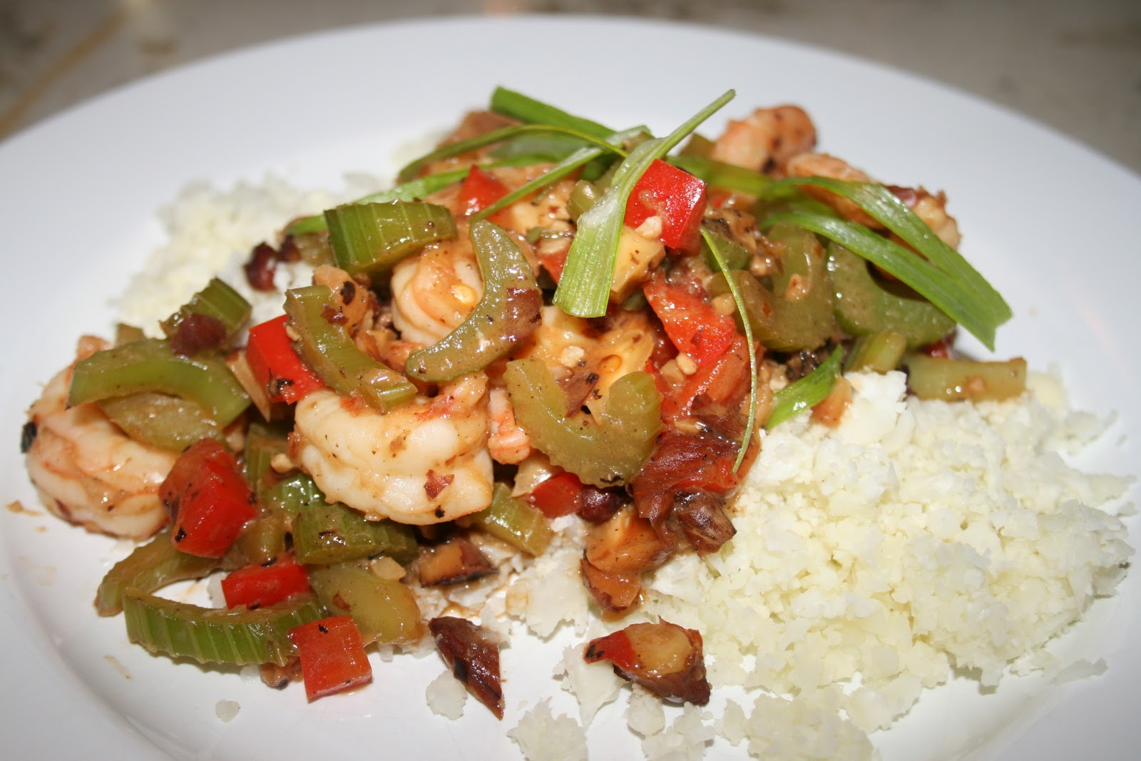 ... Table | Paleo Recipes, meal plans, and shopping lists: Kung Pao Shrimp