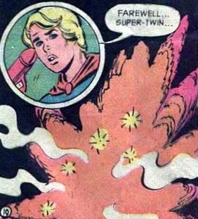 Supergirl #10, suicide