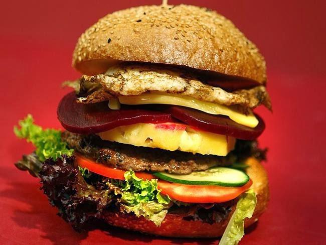 Tempat Burger Paling Enak di Brisbane