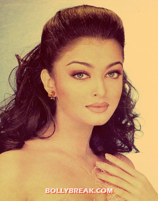 Aishwarya Rai 1994 photo - (4) - Aishwarya Rai Unseen Pics - Young Days 1994