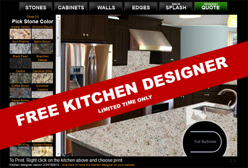 Fireups online marketing april 2012 for Virtual kitchen designer