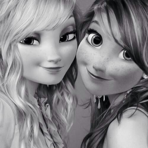 Anna e Elza