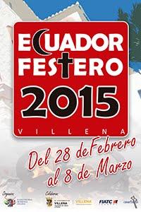 ECUADOR FESTERO 2015