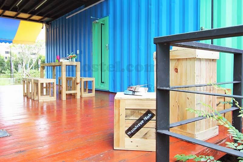 Casas Ecologicas: Wanderer Hub Hostel, un hostal para jóvenes ...