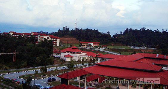Afzan, IPGKTAA, IPTAA, Jambatan Gantung, Kafetaria, Asrama, Kolej kediaman, IPG