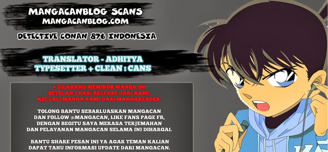 Dilarang COPAS - situs resmi www.mangacanblog.com - Komik detective conan 876 - sang novelis roman 877 Indonesia detective conan 876 - sang novelis roman Terbaru |Baca Manga Komik Indonesia|Mangacan