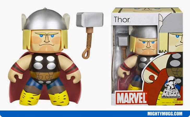 Thor Marvel Mighty Muggs Wave 3