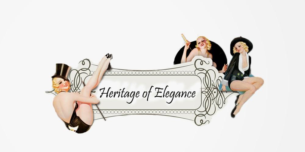 Heritage of elegance