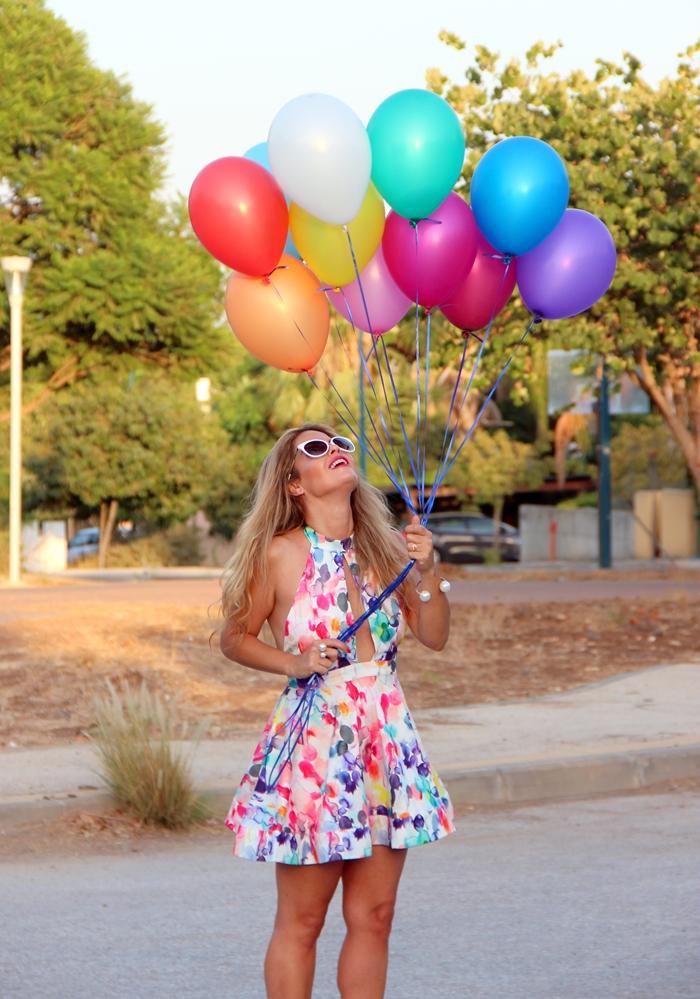בלוג אופנה Vered'Style - ילדת יום הולדת