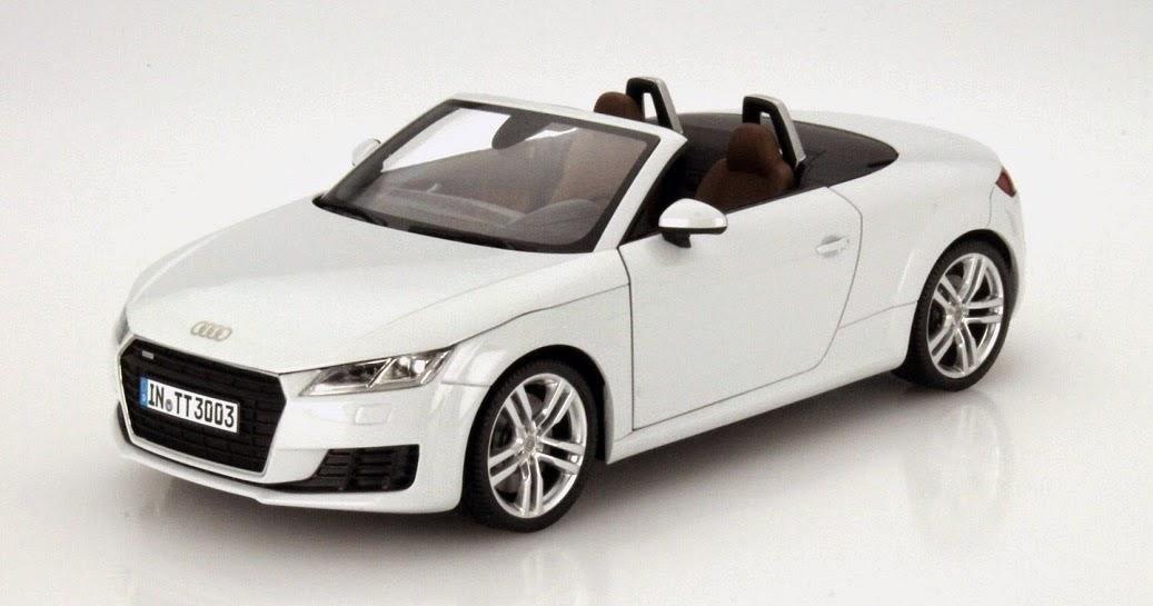Modellauto News Audi Tt Roadster Im Ma 223 Stab 1 18