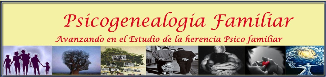 Psicogenealogia Familiar