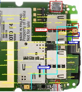 Nokia E52 Mic problem solution