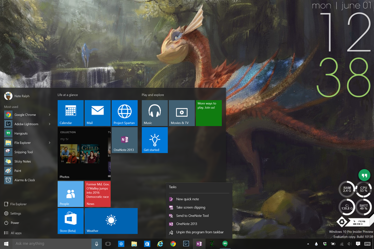 Microsofts Windows 10 EDGE proven to be 112% faster than Google Chrome