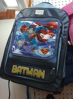 Afinal é Batman ou Super-Homem
