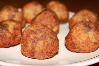 quick and easy dinner recipes with cheese balls