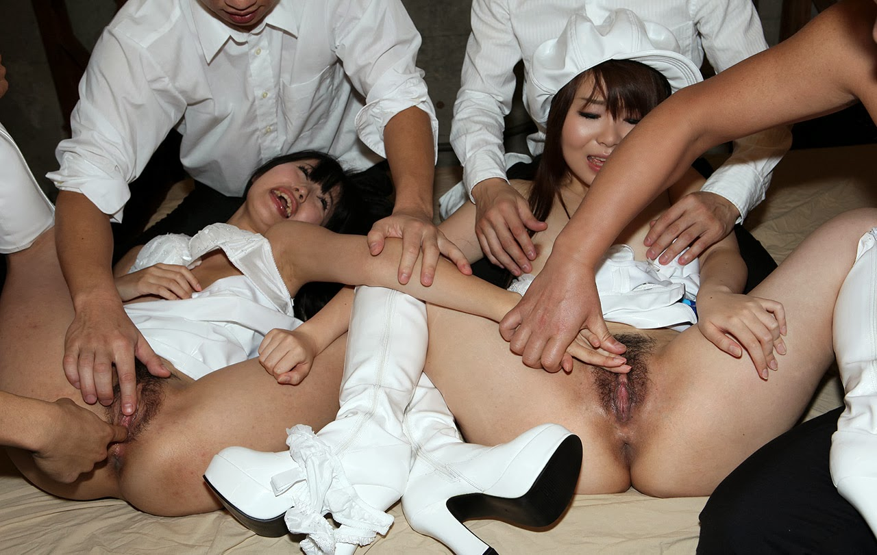 japanese party sex