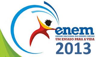 MEC divulga data das inscrições e provas do ENEM 2013, fique atento